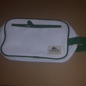 Lacoste Parfums Toiletry Bag Pouch Cosmetic Case